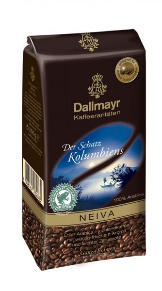 Dallmayr Neiva 250 g Bohne
