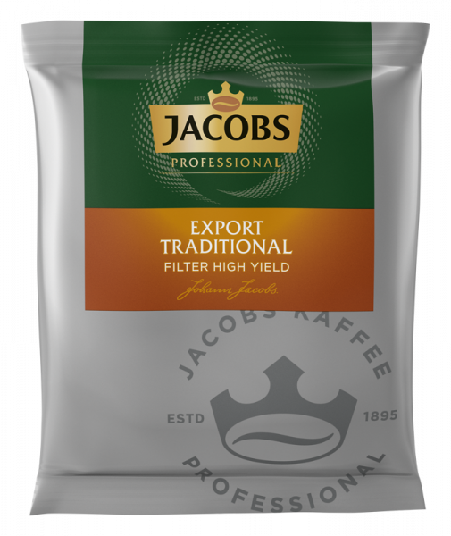 Jacobs Export Traditional 90 x 55 Gramm