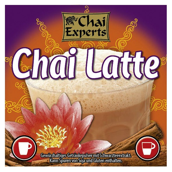 Incup - Chai Experts Chai Latte