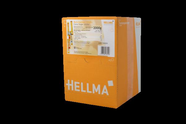 Rohrzuckersticks von HELLMA 2000g