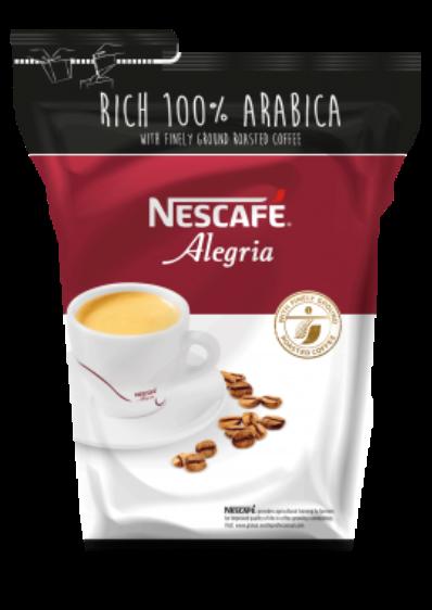 NESCAFE ALEGRIA Rich 100% Arabica