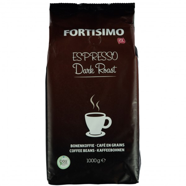 Fortisimo Dark Roast Ganze Bohne 1000 g
