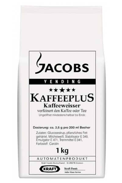 Jacobs Vending Kaffeeplus Kaffeeweisser