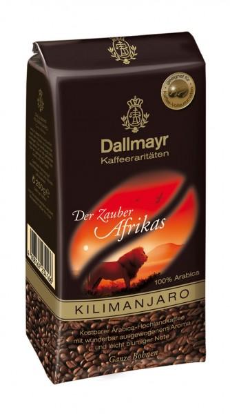 Dallmayr Kilimanjaro 250 g Bohne