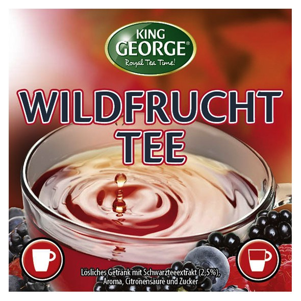 Incup - King George Wildfruchttee