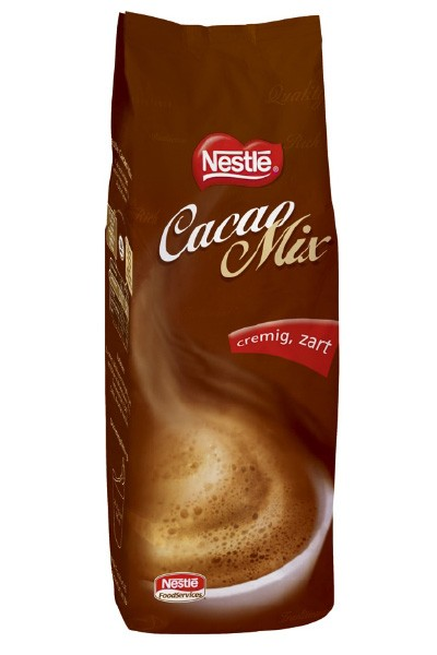 Kakao - Nestle Cremiger Kakao Drink (ehemals Nestle Cacao Mix)