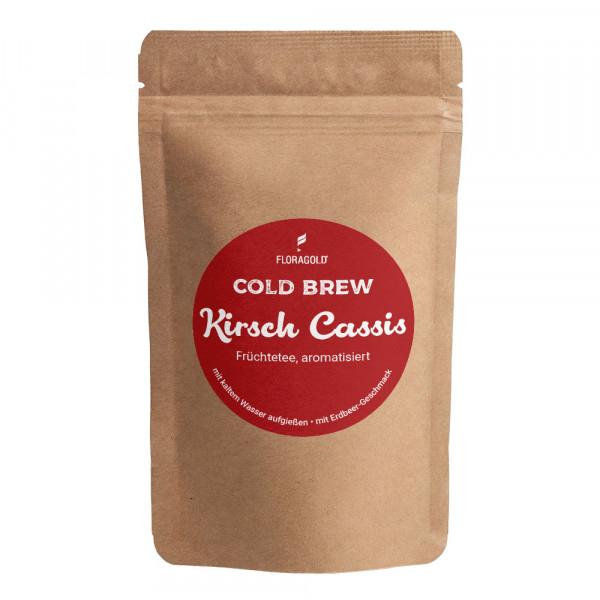 FLORAPHARM®  Cold Brew Tee Kirsch-Cassis