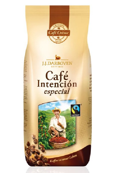 Cafe Intencion especial Cafe Creme 500 g Bohne