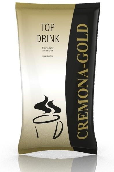 Haemmerle Top Drink - Crema Gold gefriergetrocknet 300 g löslicher Kaffee