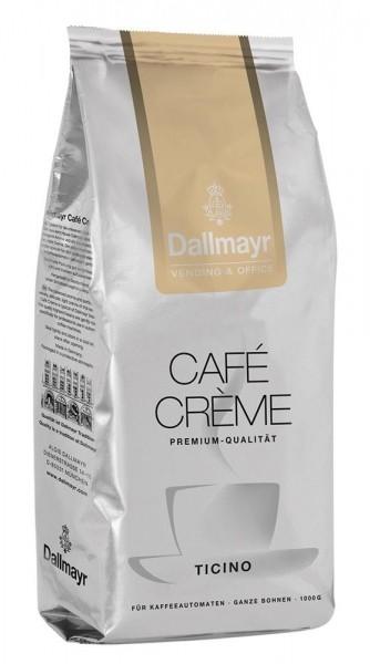 Kaffee Creme - Dallmayr Ticino 1000 g Bohne