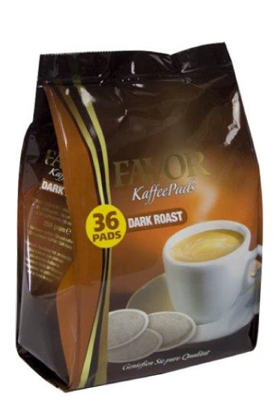 Favor Kaffeepads Dark Roast Vorteilspack