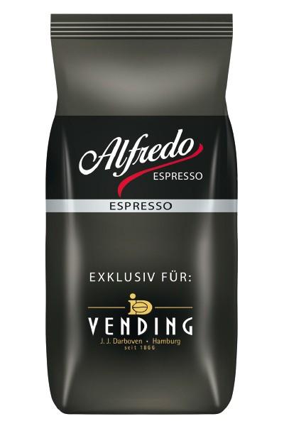 Kaffee Espresso - Alfredo Espresso Vending 1000 g Bohne (ehemals Super-Bar)