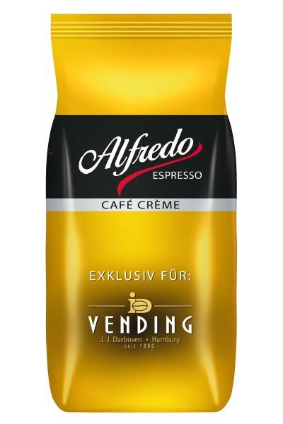 Kaffee Creme - Alfredo Cafe Creme Vending 1000 g Bohne