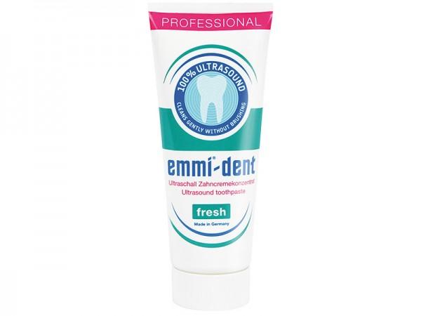 Emmi-dent Ultraschall-Zahncreme fresh (starker Minzgeschmack)