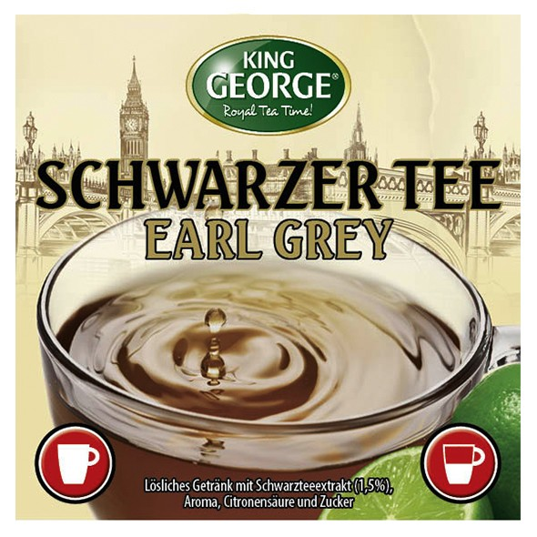 Incup - King George Earl Grey Tee