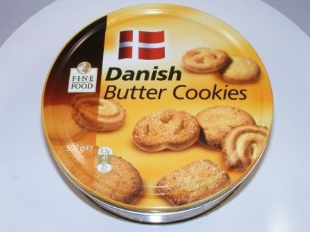 Danish Butter Cookies 500g