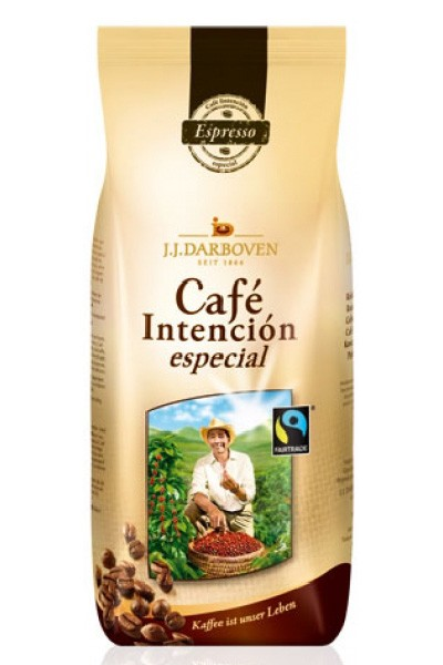 Cafe Intencion especial Espresso 500 g Bohne