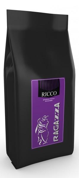 Hämmerle  Ragazza Ricco 1000g gemahlener Bohnenkaffee