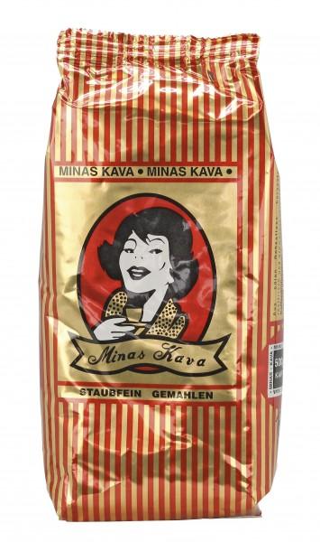 Minas Kava staubfein gemahlen 500 g