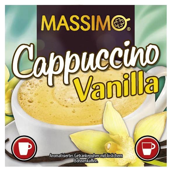 Incup - Massimo Cappuccino Vanilla