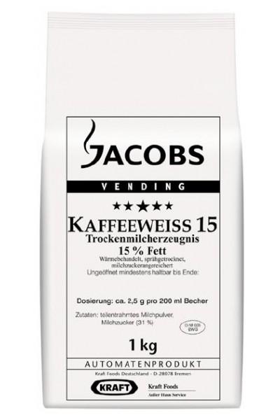 Jacobs Vending Kaffeeweiss 15