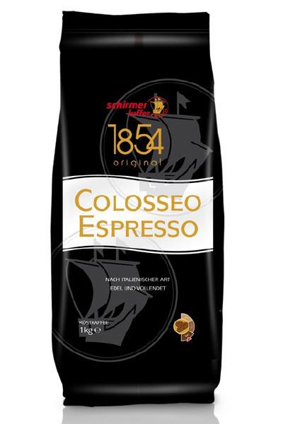 Schirmer 1854 Colosseo Espresso Bohne 1000 g