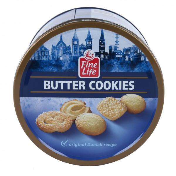 Kaffeegebäck - Danish Butter Cookies 1000 g