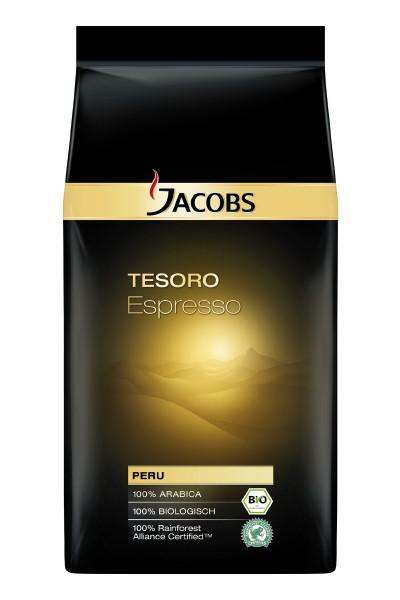 Kaffee Espresso - Tesoro Espresso 1000g Bohne